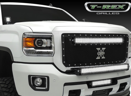Torch Grilles