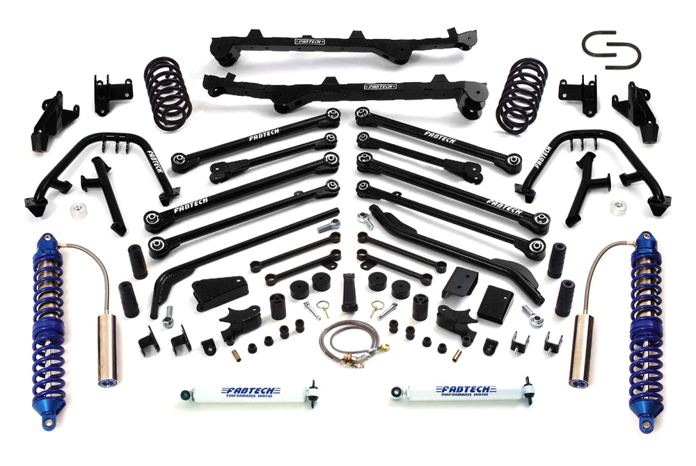 Fabtech 6″ Performance Systems
