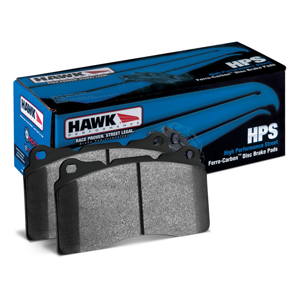 High Performance Street Brake Pads