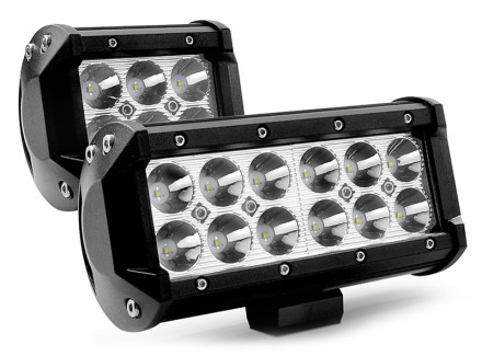 RTAC 3 and 6 inch lights spot or flood (2)