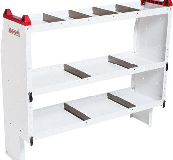 weatherguard Rapid mount van shelving