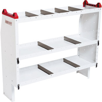 RAPID MOUNT VAN SHELVING